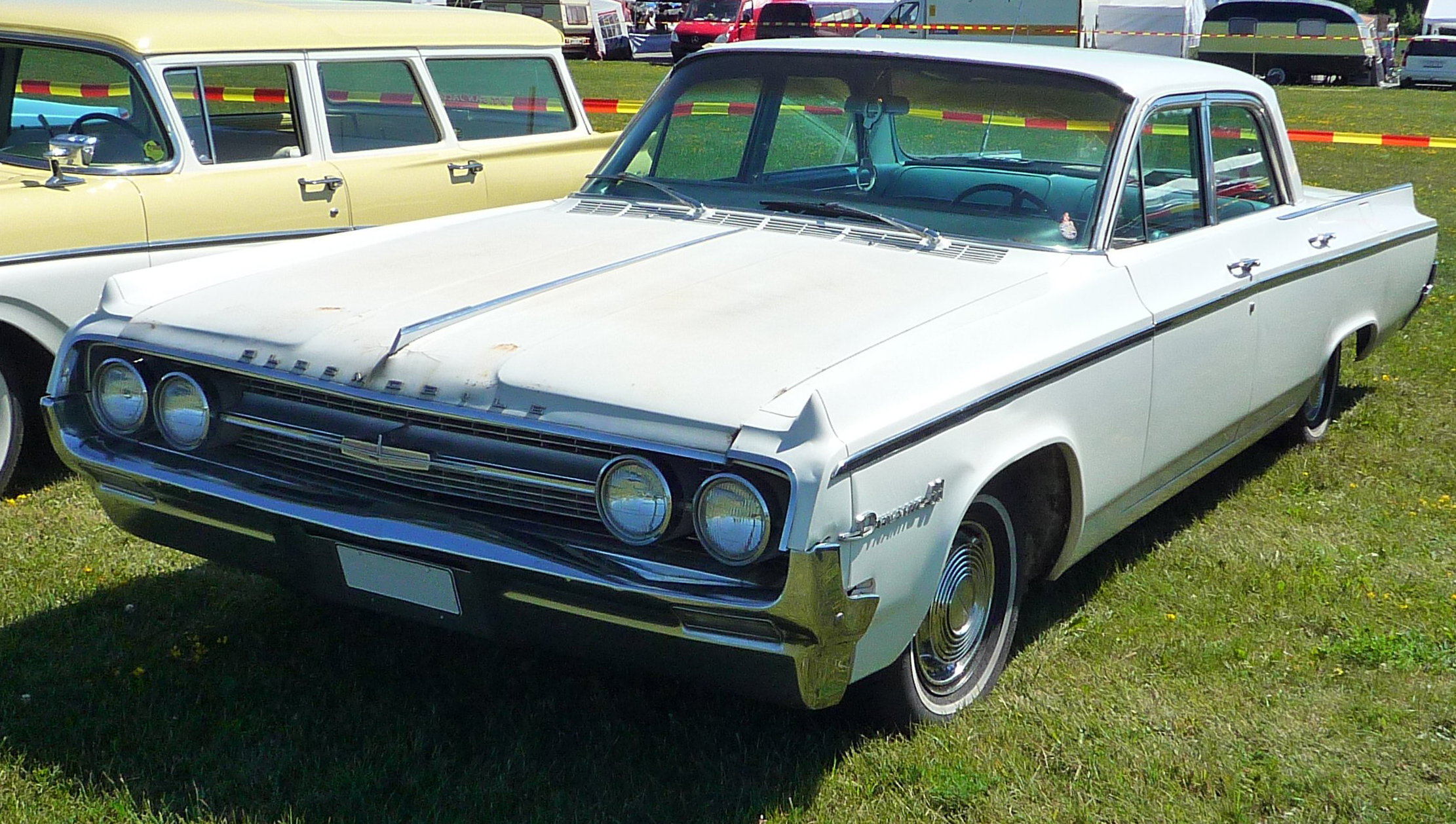 1965 Oldsmobile Dynamic 88 Information And Photos