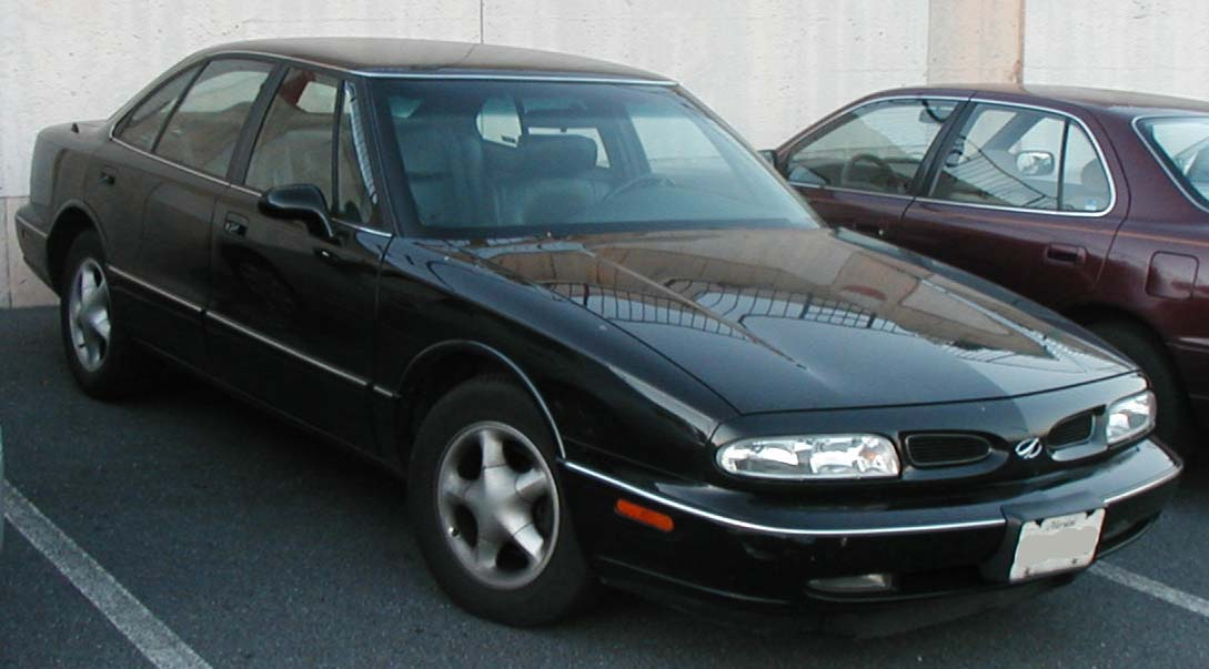 1998 oldsmobile eightyeight information and photos