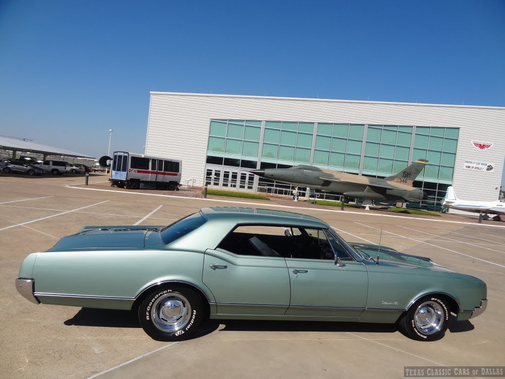 1966 Oldsmobile Jetstar 88 Information And Photos
