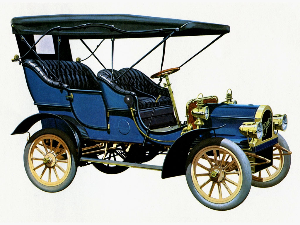 1915 Oldsmobile Model 42 - Information and photos - MOMENTcar