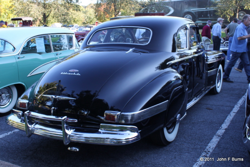1941 Oldsmobile Model 96 Information And Photos Momentcar