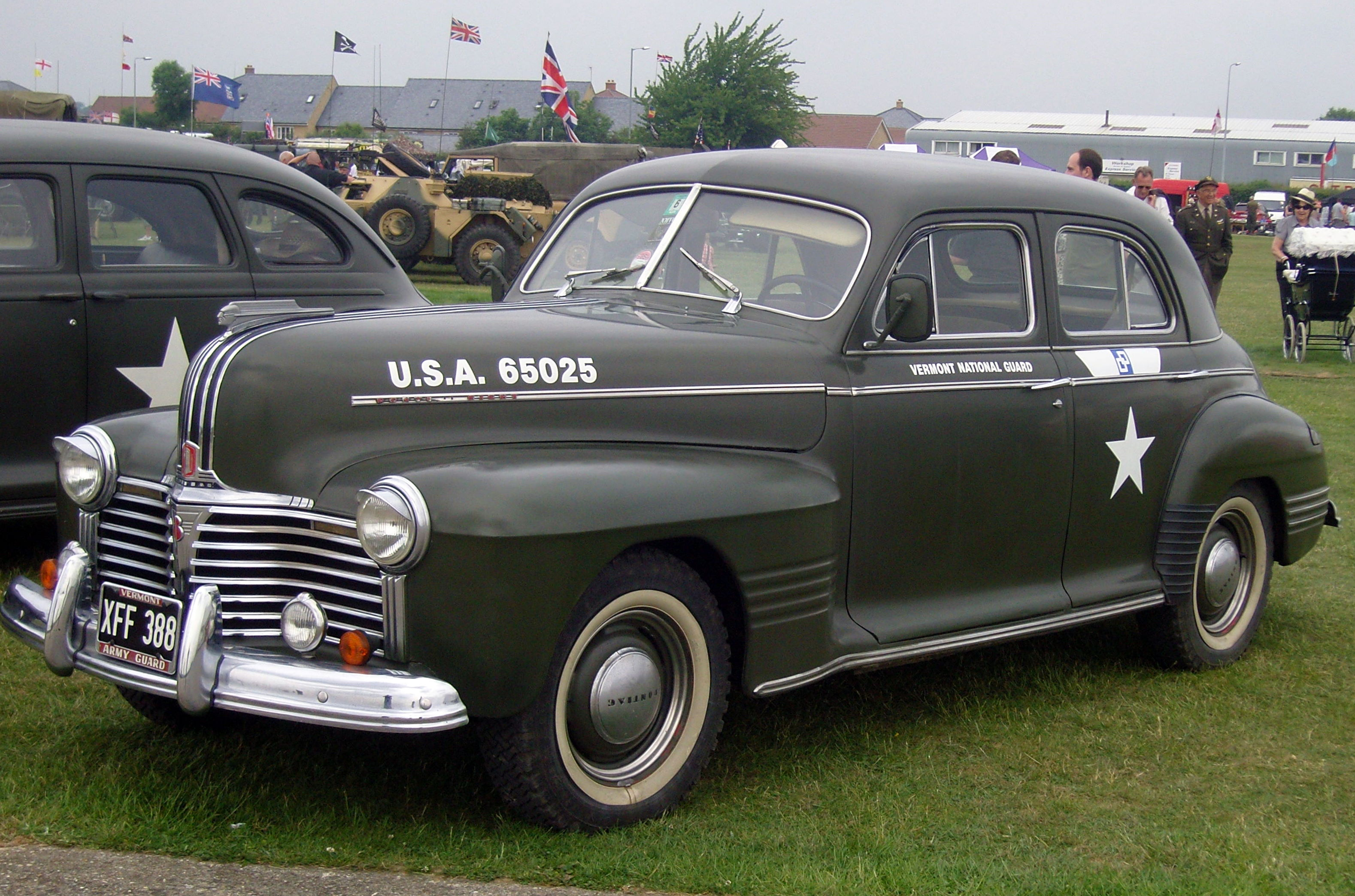 1941 Oldsmobile Model 96 - Information and photos - MOMENTcar