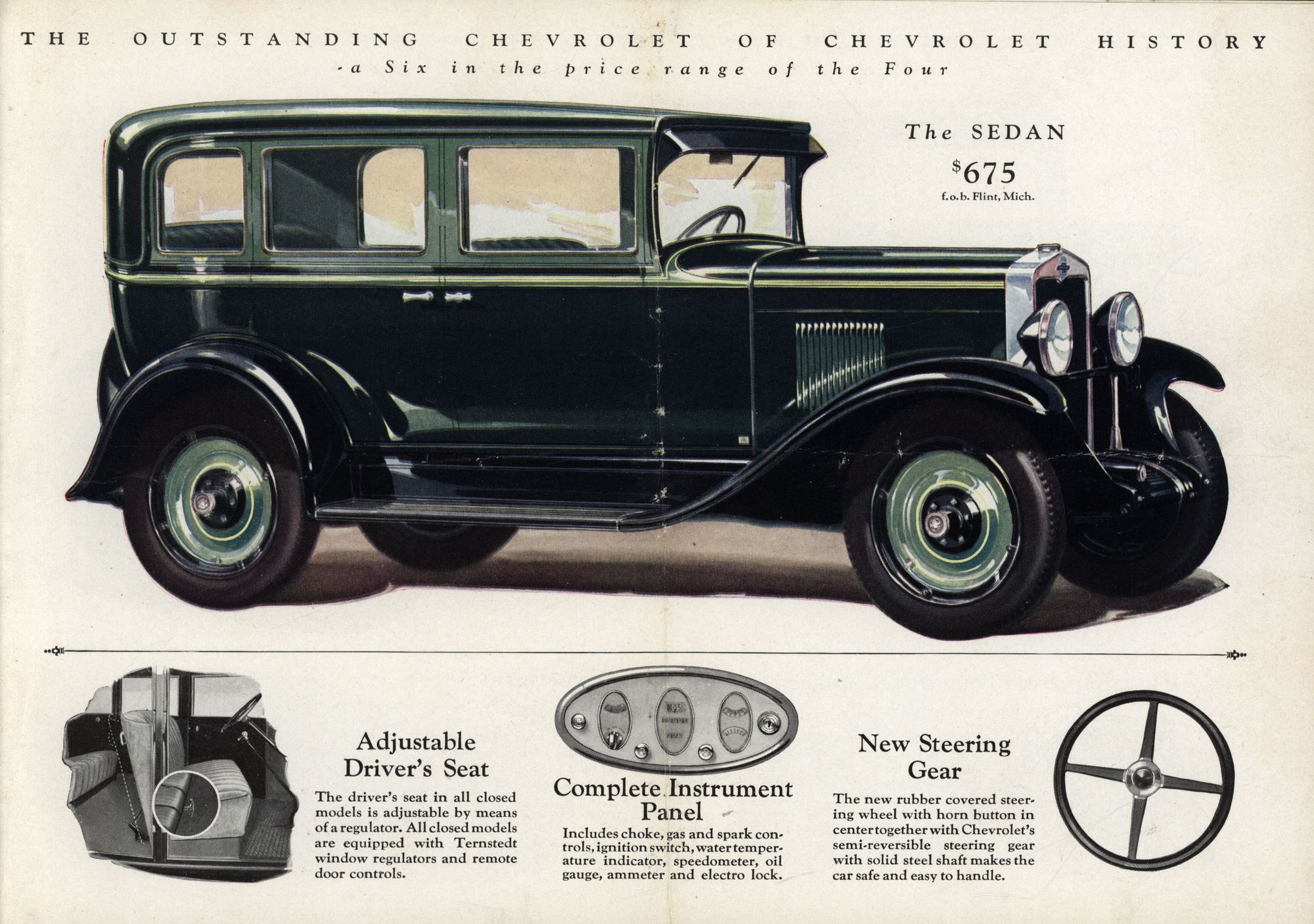 1929 Oldsmobile Model F 29 Information And Photos Momentcar