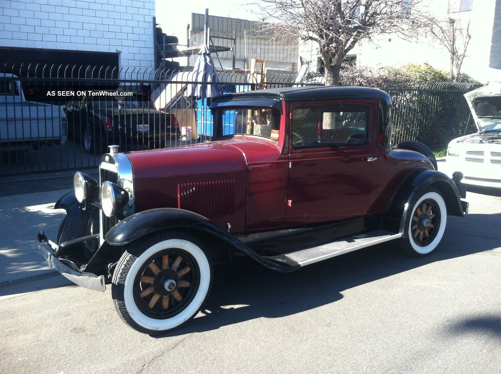 Honda Aurora 1930 Oldsmobile Model F-30 - Information and photos ...