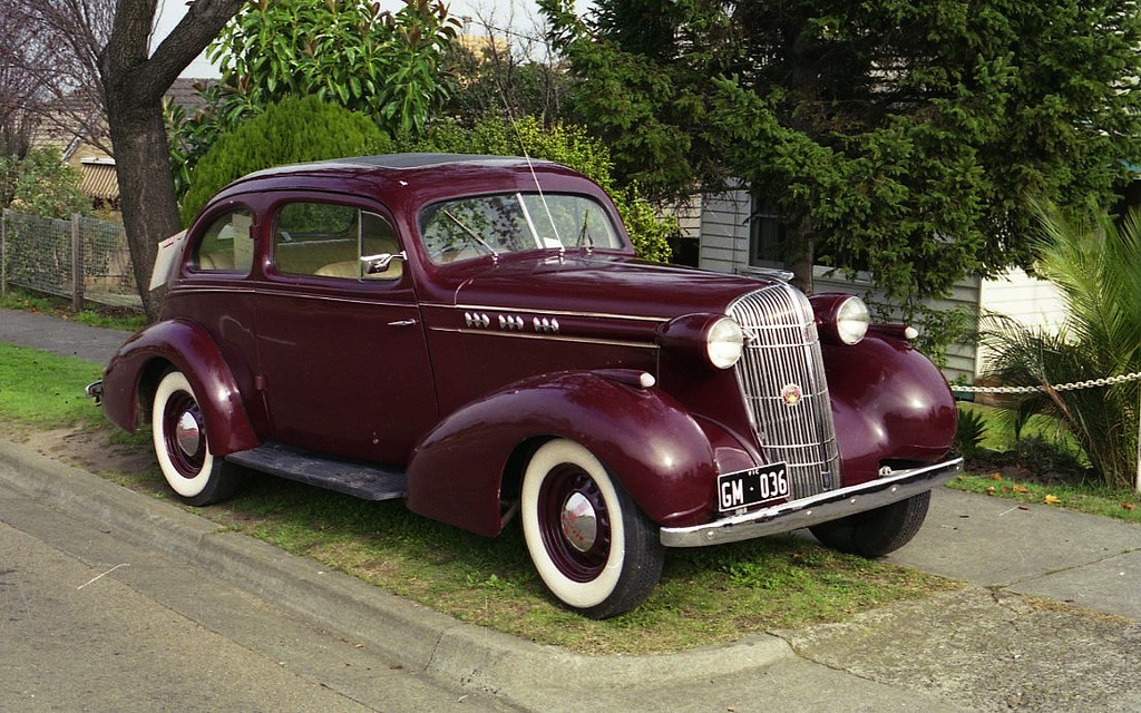 1936 Oldsmobile Model F 36 Information And Photos