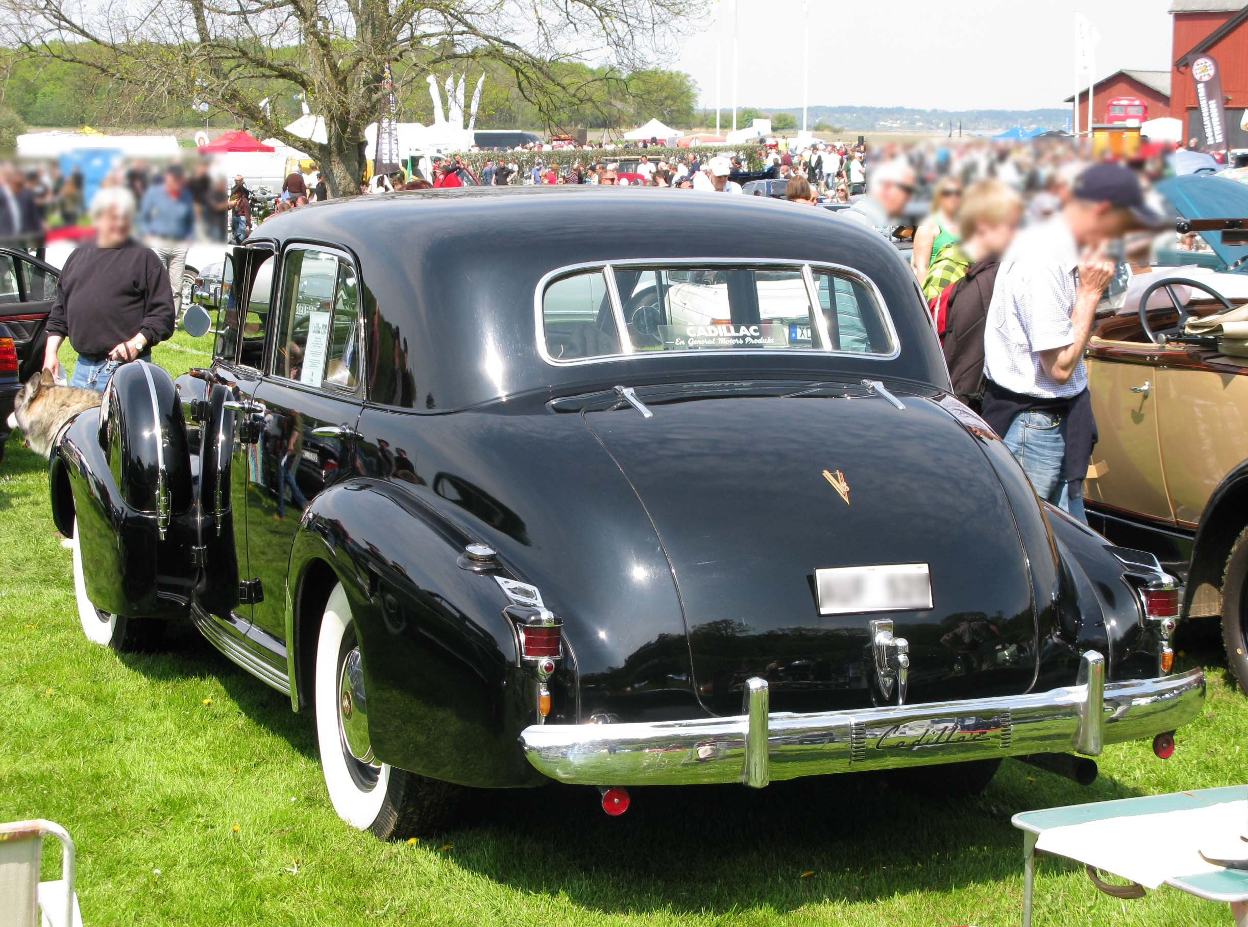 1939 Oldsmobile Model F-39 - Information and photos