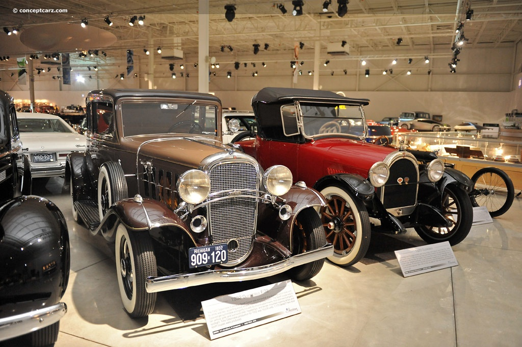 1932 Oldsmobile Model L32  Information and photos  MOMENTcar