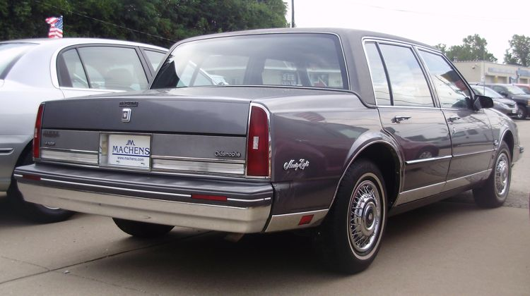 Oldsmobile Ninety-Eight 1985 #1