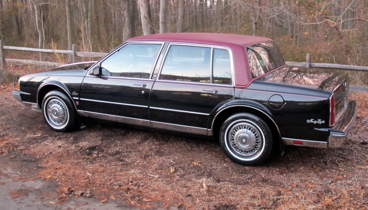 Oldsmobile Ninety-Eight 1985 #6
