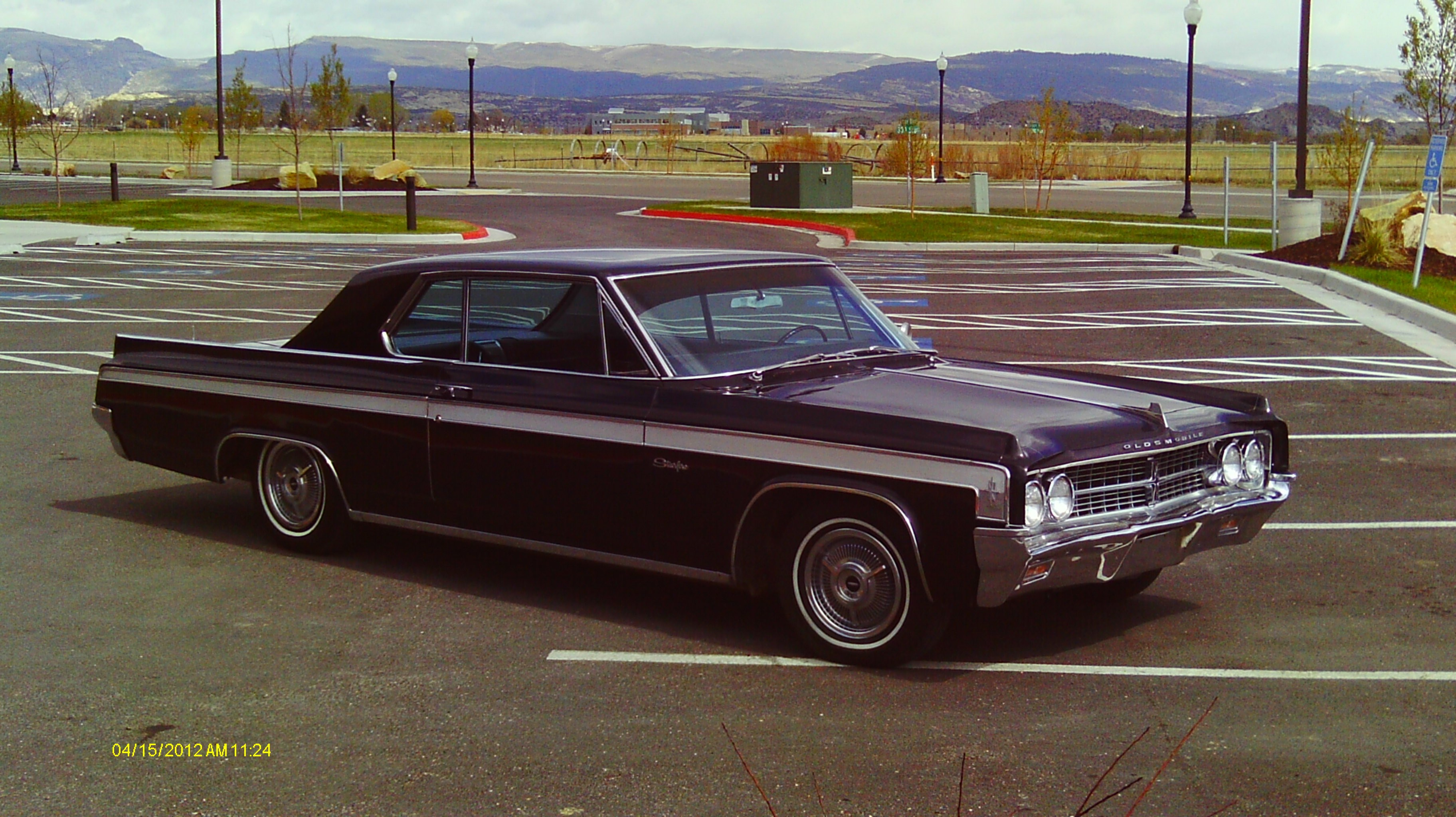1963 Oldsmobile Starfire Information And Photos Momentcar
