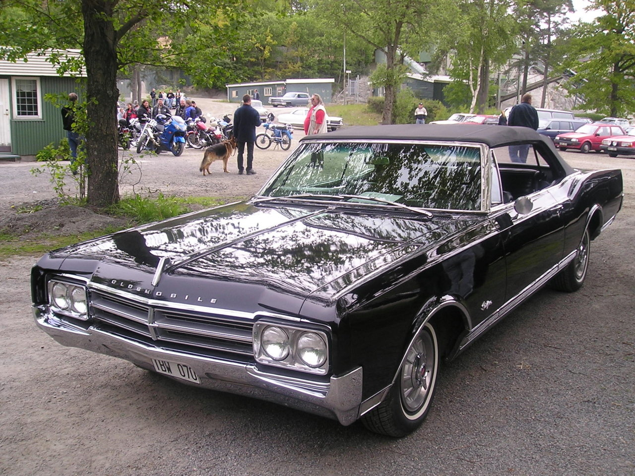 1965 Oldsmobile Starfire Information And Photos Momentcar