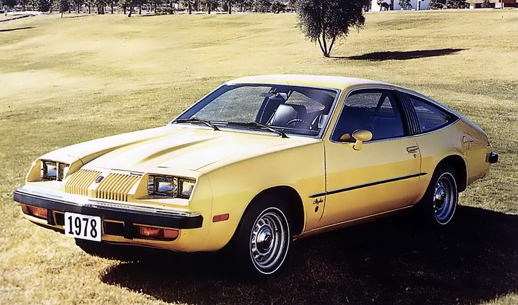 1978 Oldsmobile Starfire Information And Photos Momentcar