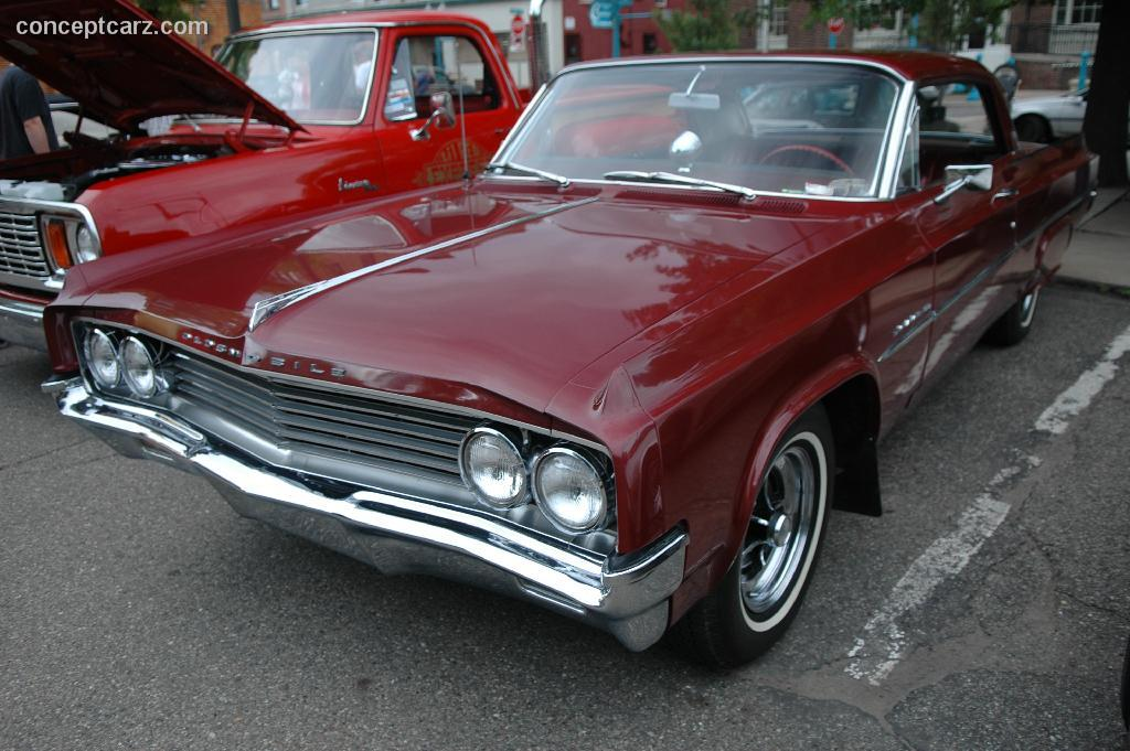 Oldsmobile Super 88 1963 #7