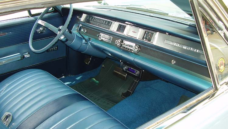 Oldsmobile Super 88 1963 #9