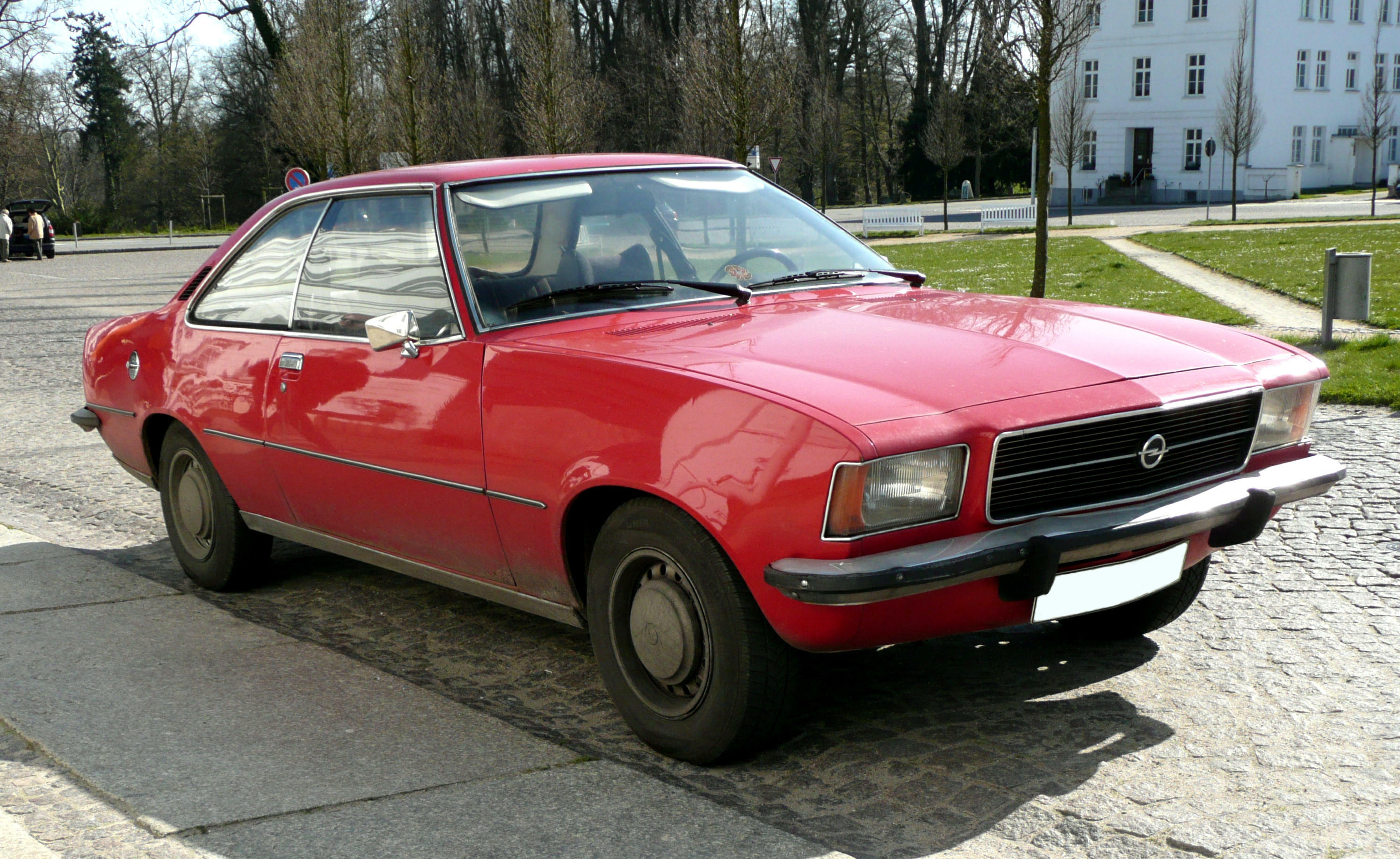 Toyota Of Olympia >> 1972 Opel 1900 - Information and photos - MOMENTcar
