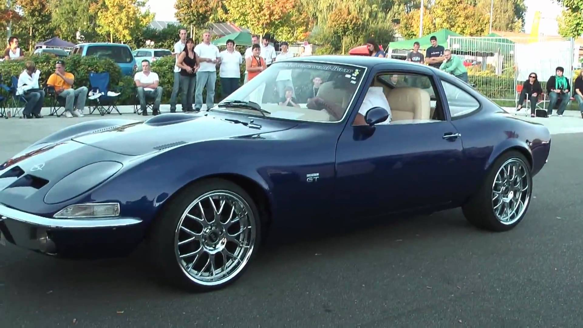 1970 Opel GT - Information and photos - MOMENTcar