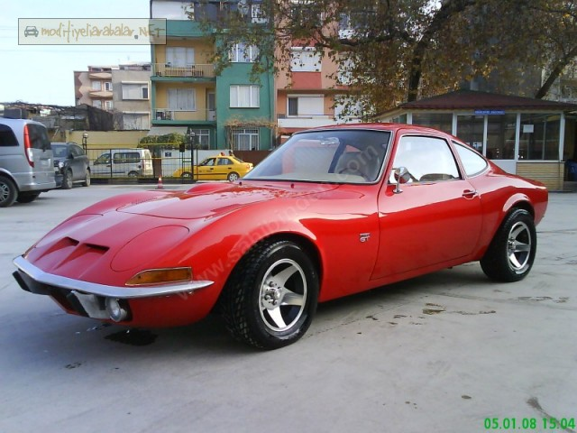 1972 Opel Gt Information And Photos Momentcar
