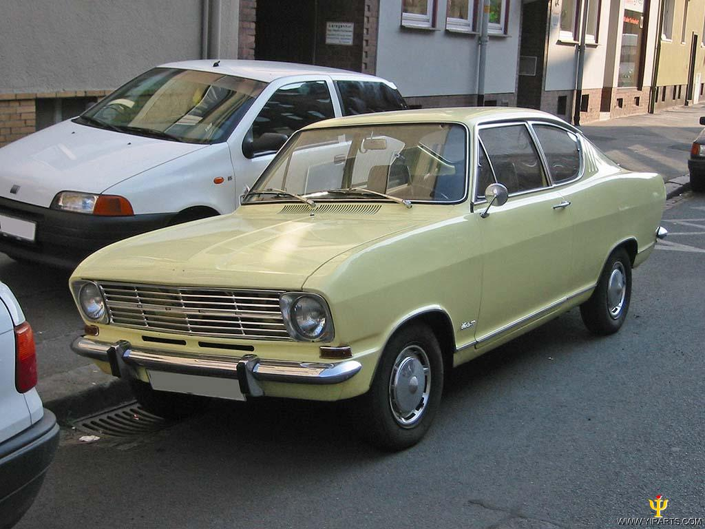 image gallery old opel kadett. Black Bedroom Furniture Sets. Home Design Ideas