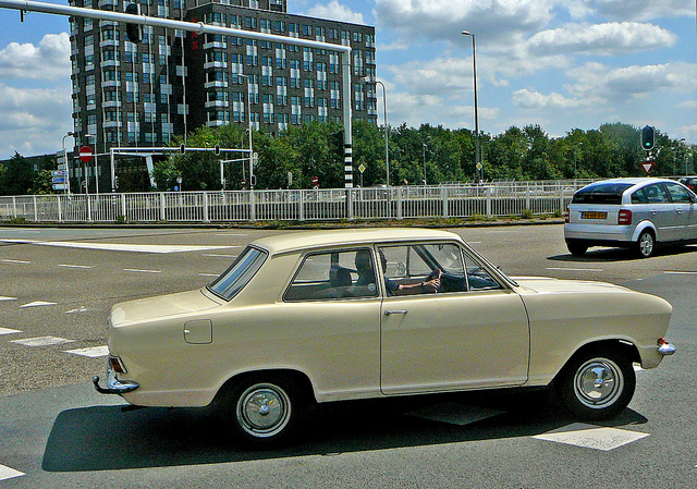 COAL: 1968 Opel Kadett – Hot Fun in the Summertime