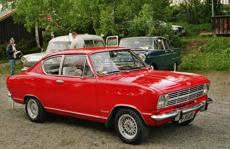 1968 Opel Kadett L | German Cars For Sale Blog