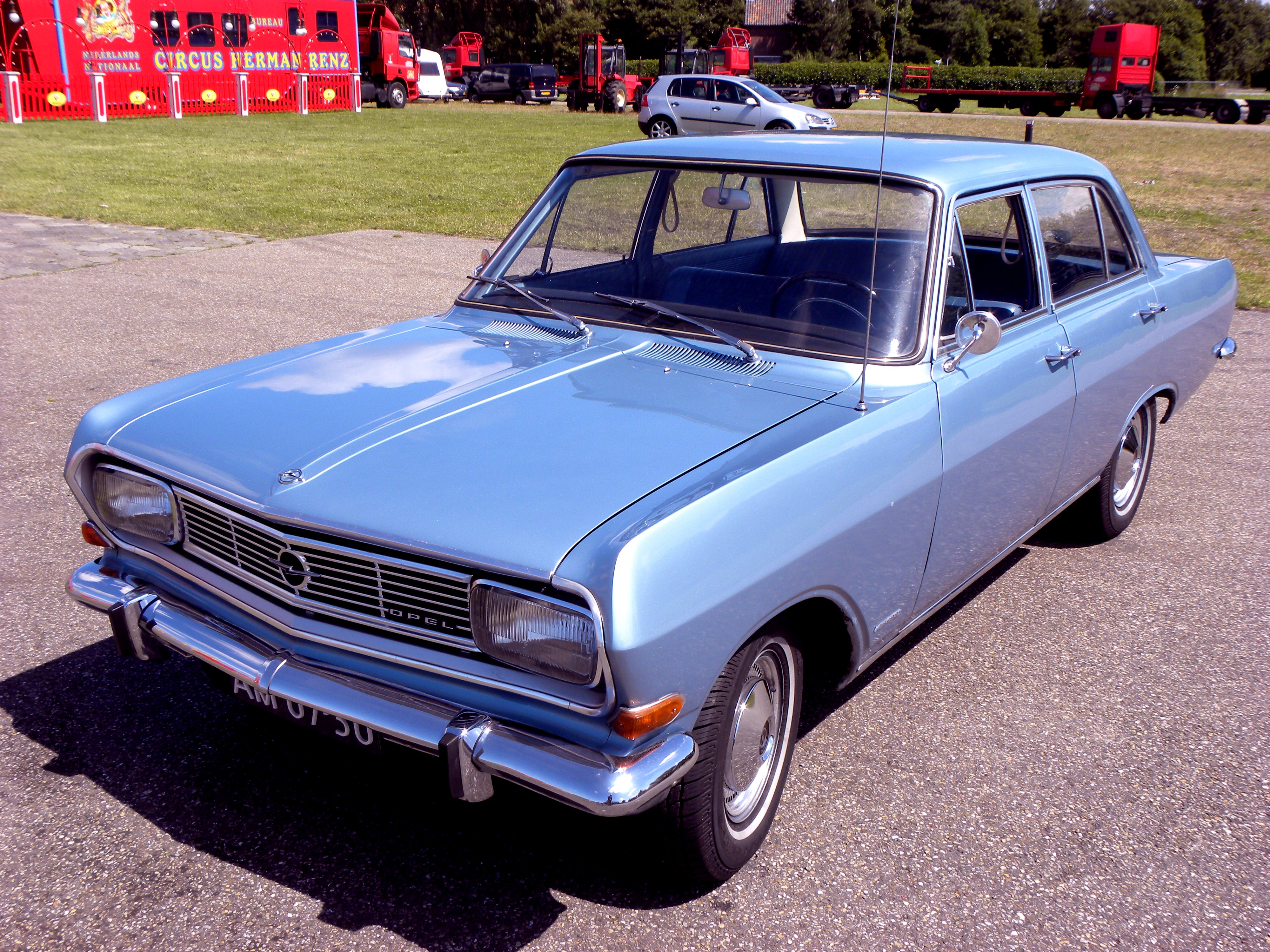 1966 Opel Sport Series - Information and photos - MOMENTcar