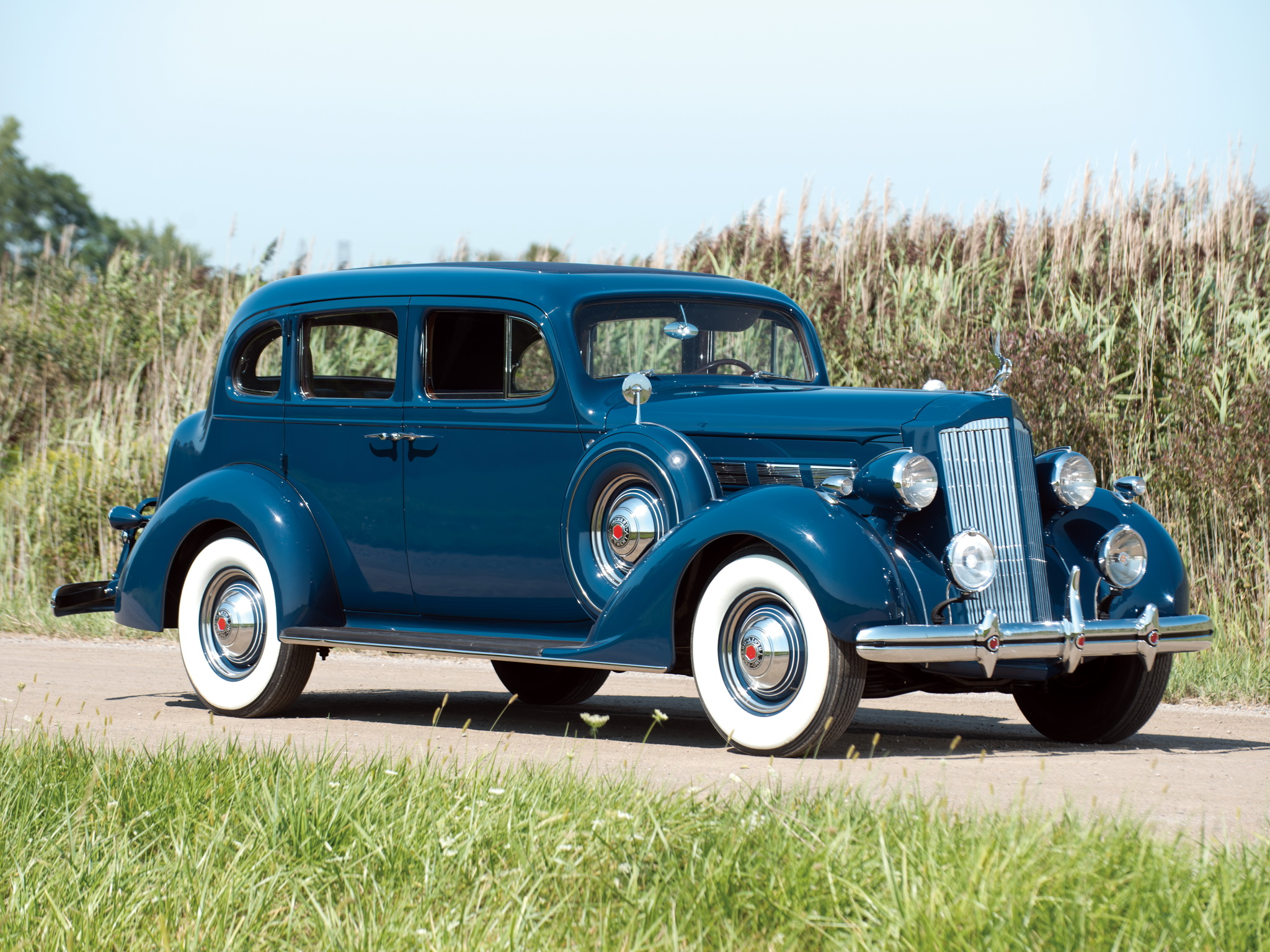 Packard 120CD 1937 #7