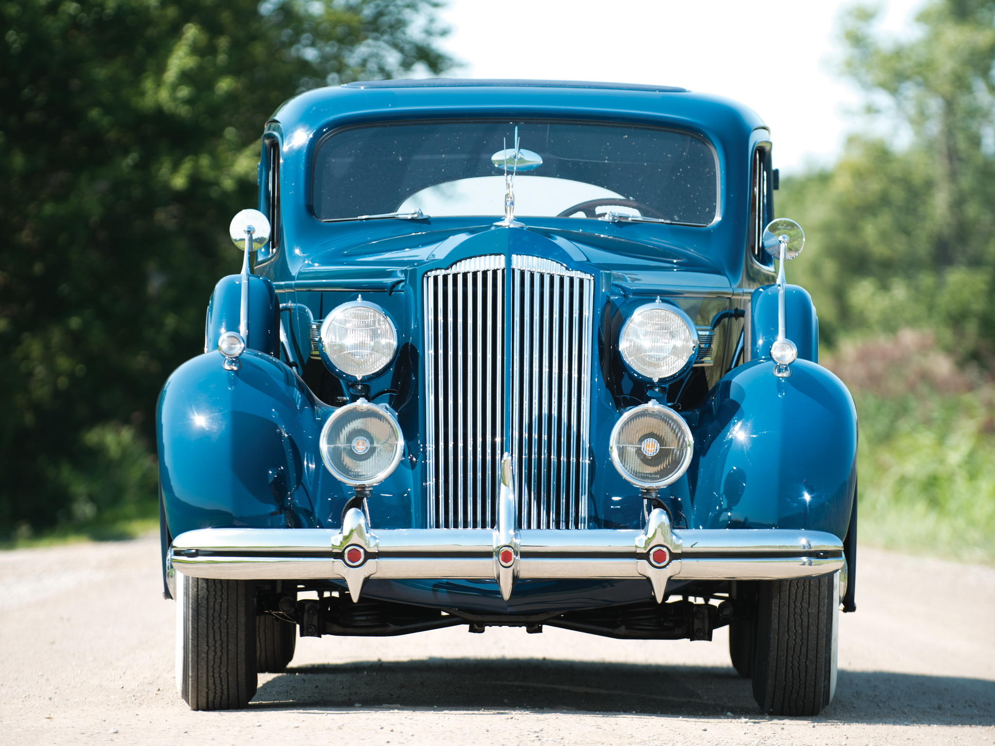 Packard 120CD 1937 #8