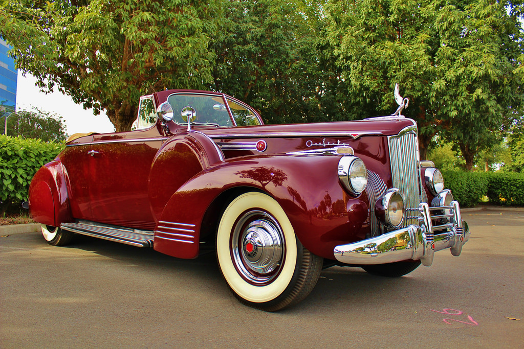1941 Packard 160 Information And Photos Momentcar