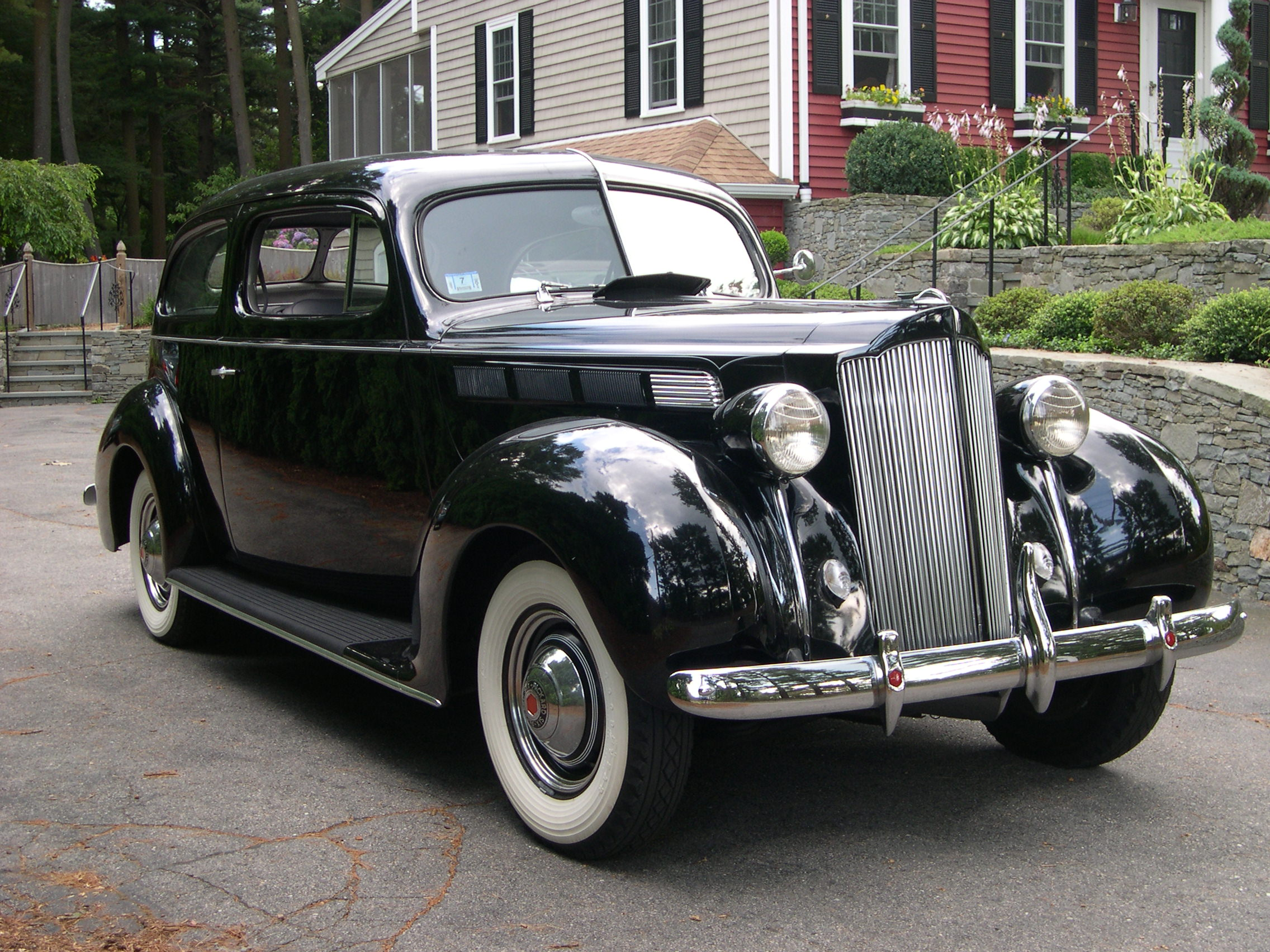 1938 Packard 1600 Information And Photos Momentcar