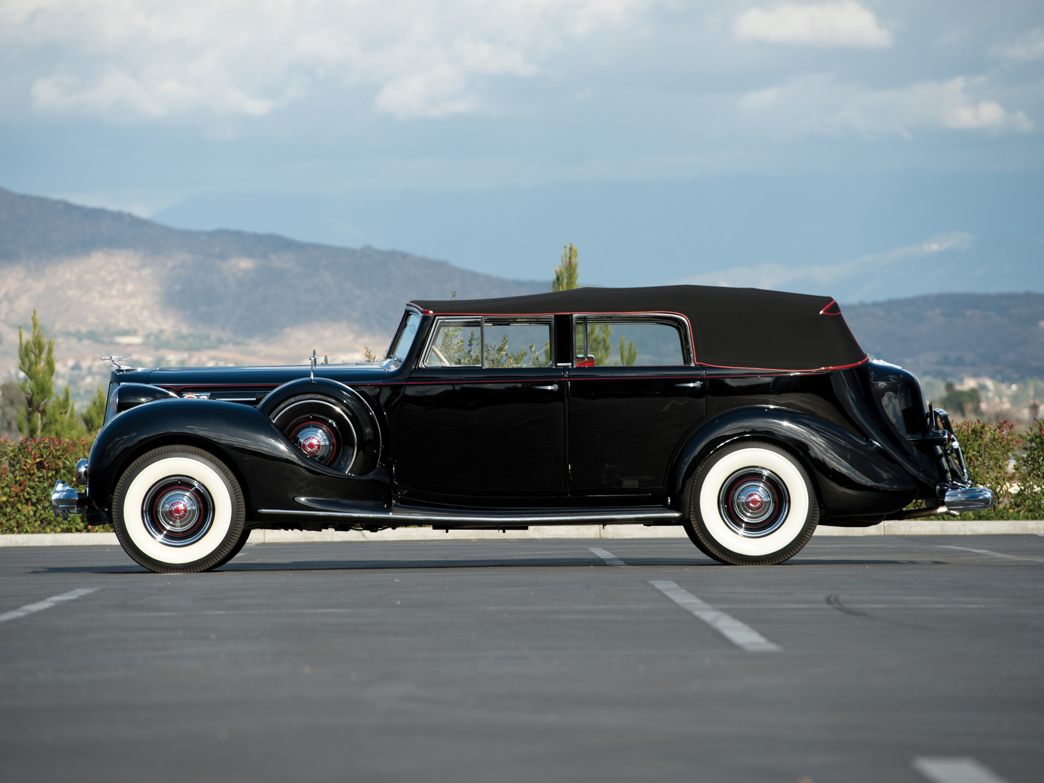1938 packard 1608 information and photos momentcar
