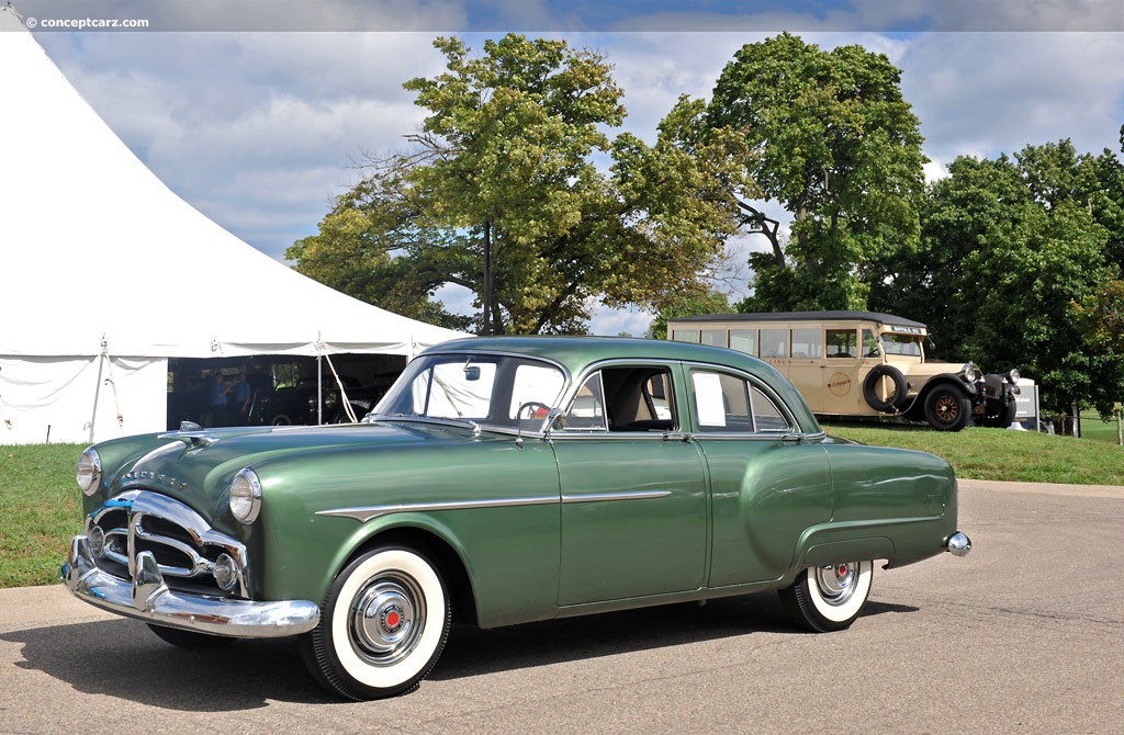 1951 Packard 200 Information And Photos Momentcar