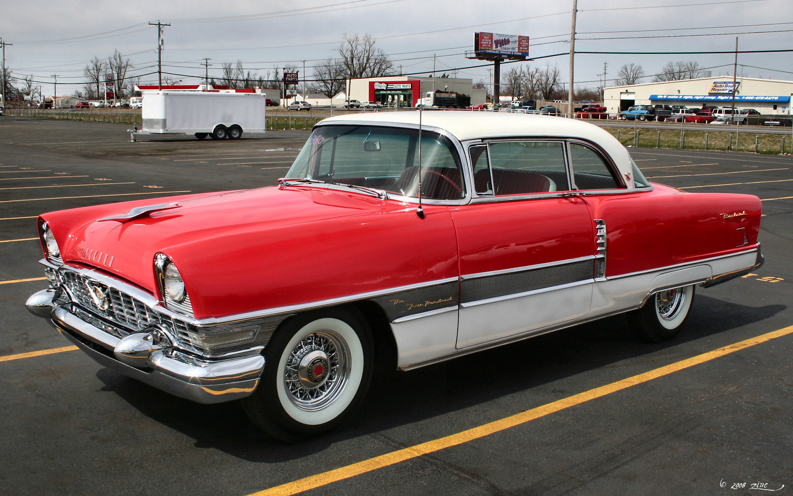 Dodge Latest Models >> 1955 Packard 400 - Information and photos - MOMENTcar