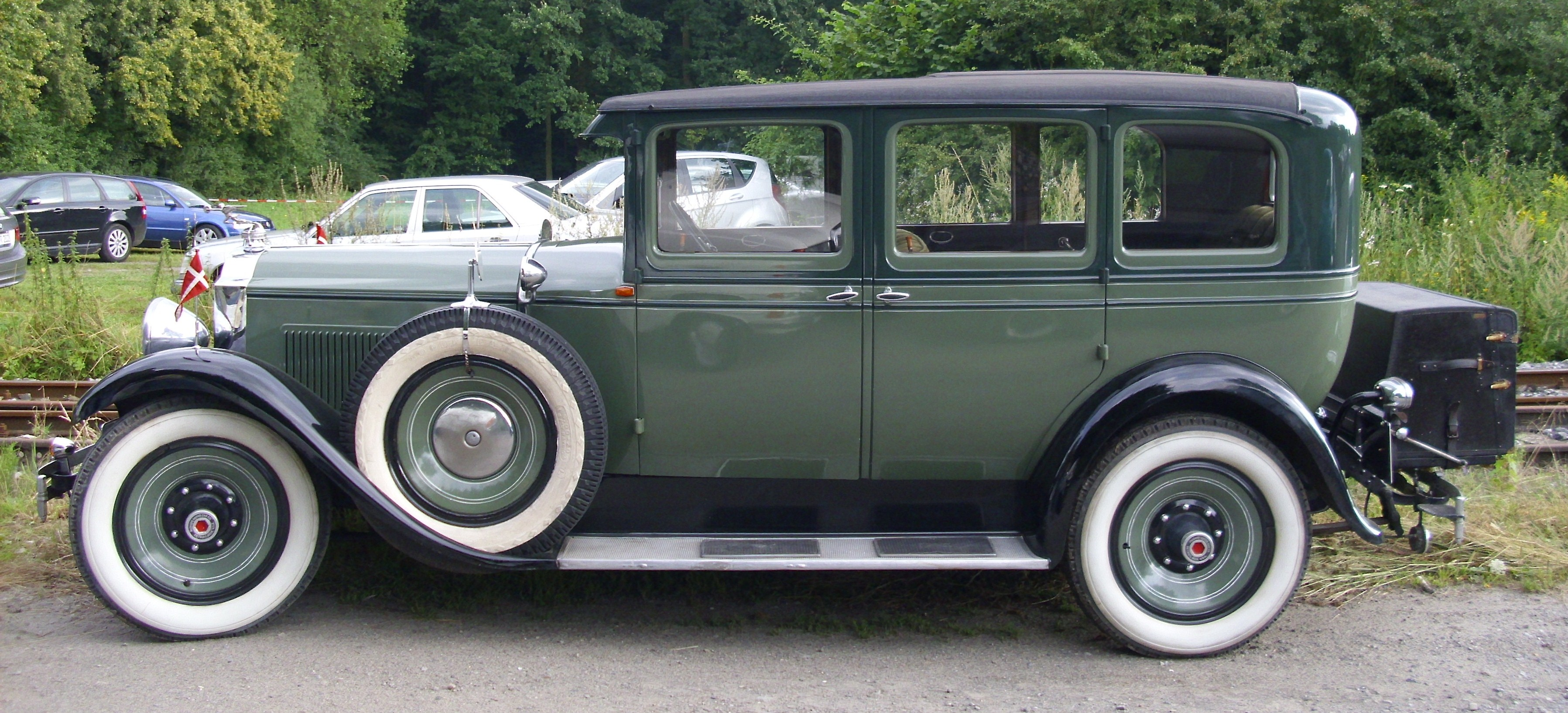 Auction results and data for 1929 Packard 633 (Sixth Series ...