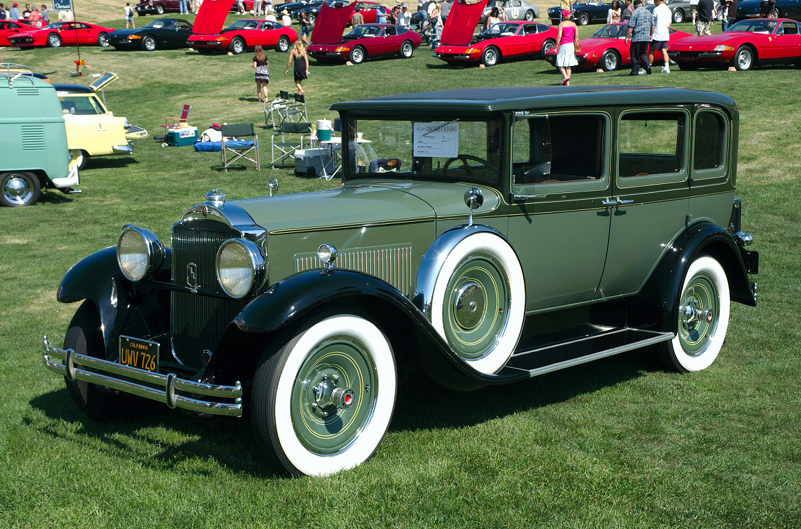 1930 Packard 726 Information And Photos Momentcar