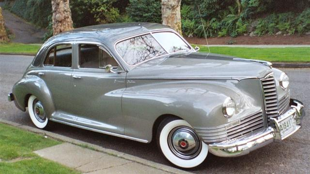 Packard Clipper #14
