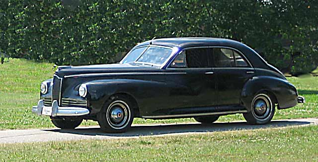 Packard Clipper 1942 #11
