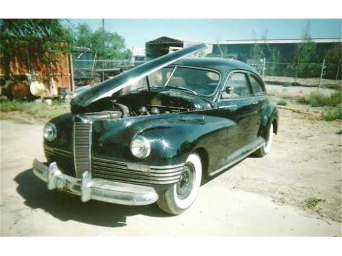 Packard Clipper 1942 #4