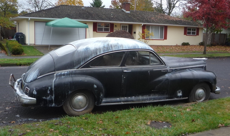 Packard Clipper 1942 #7