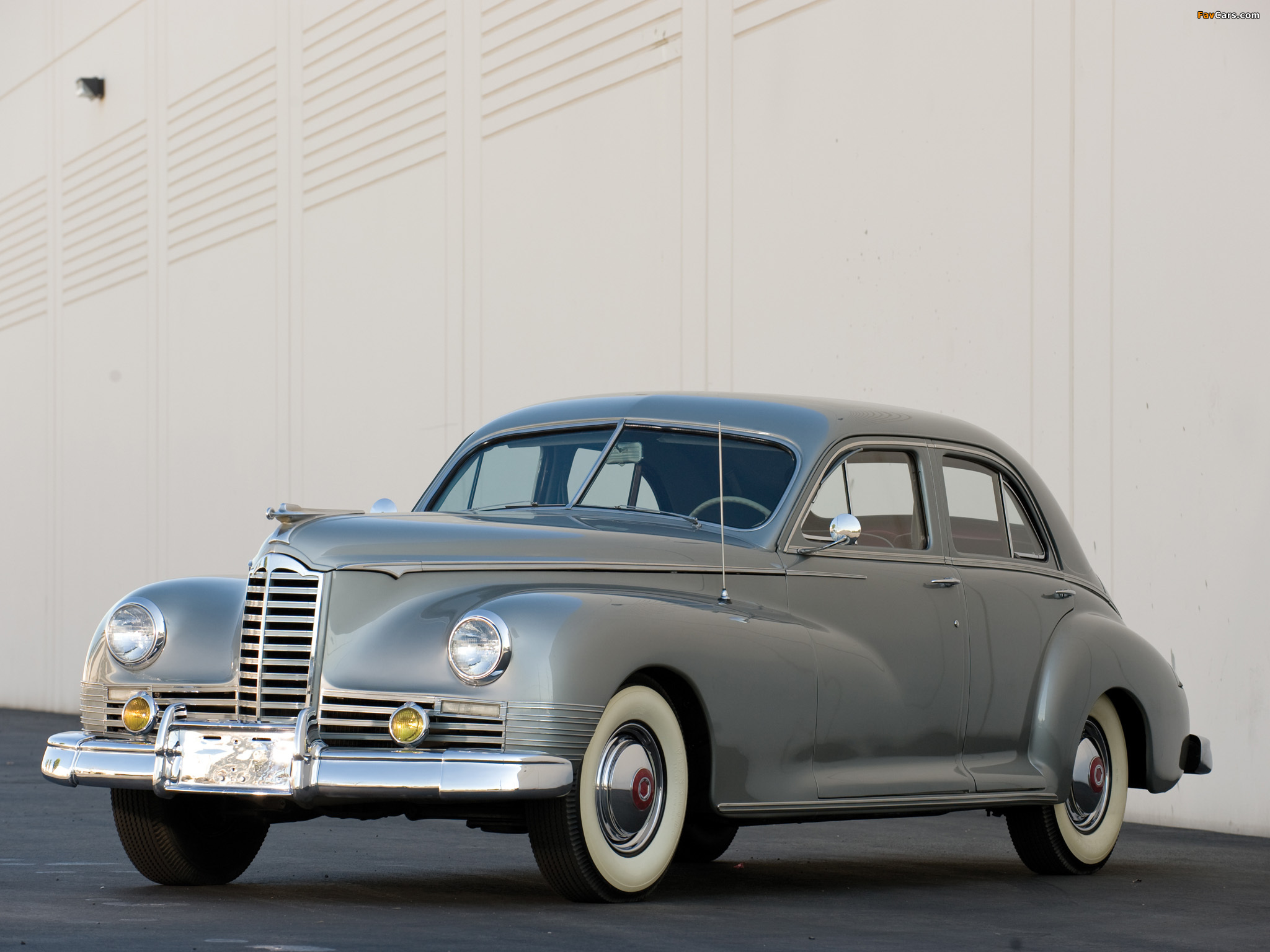 1946 Packard Clipper Information And Photos Momentcar