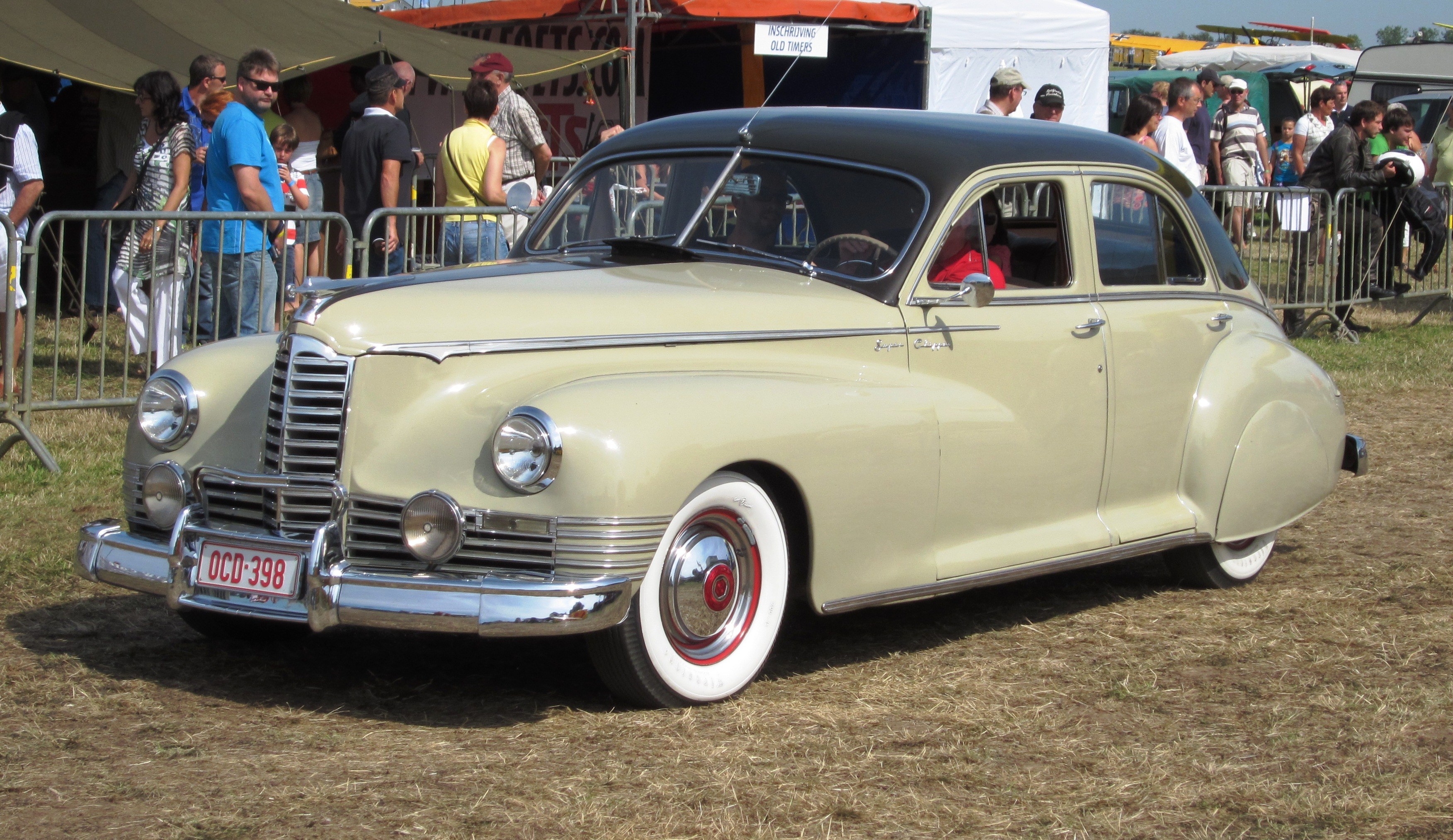 1947 Packard Clipper Information And Photos Momentcar 1941 Buick Wiring Diagram Free 2