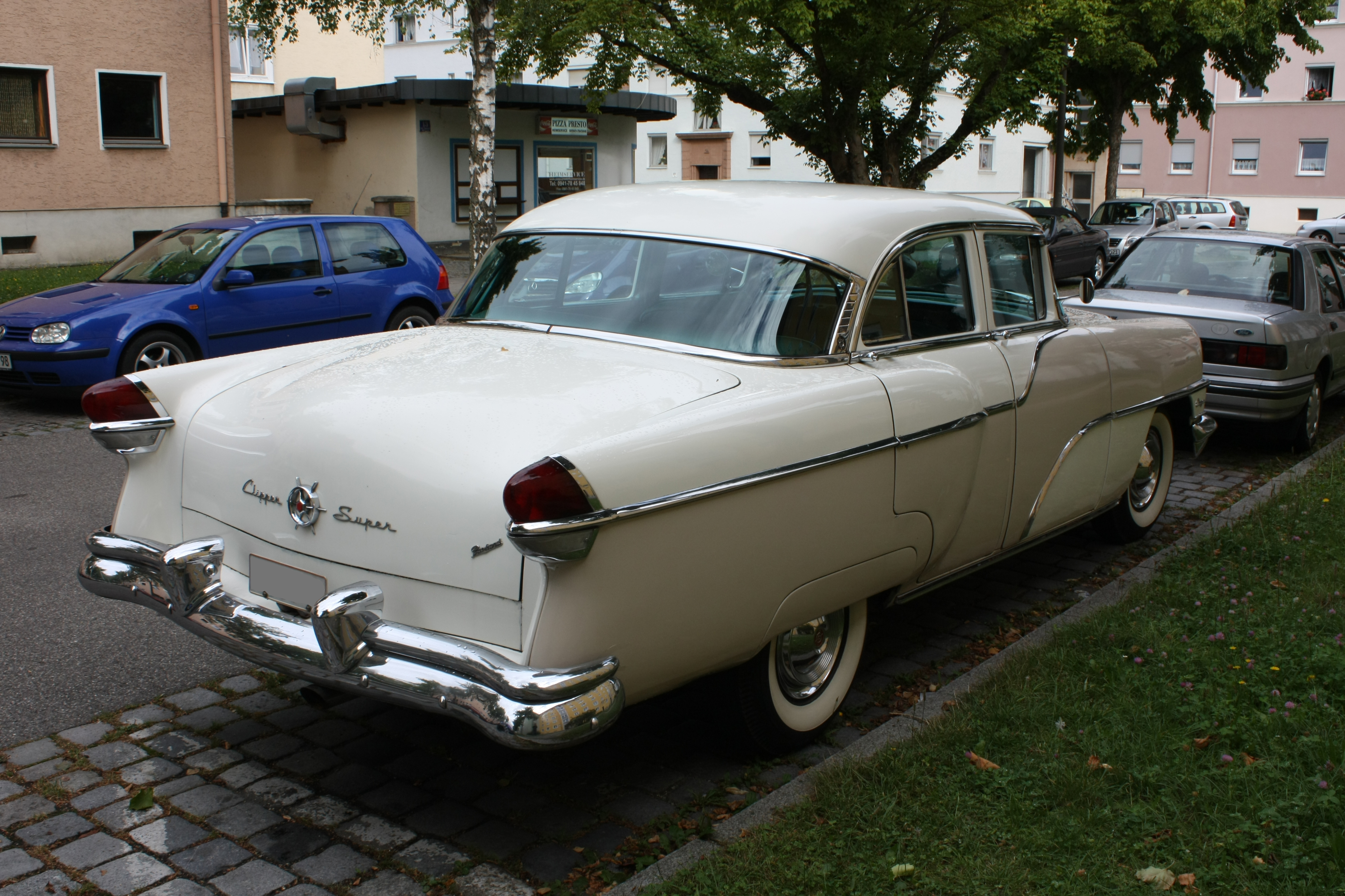 Packard Clipper 1952 #3
