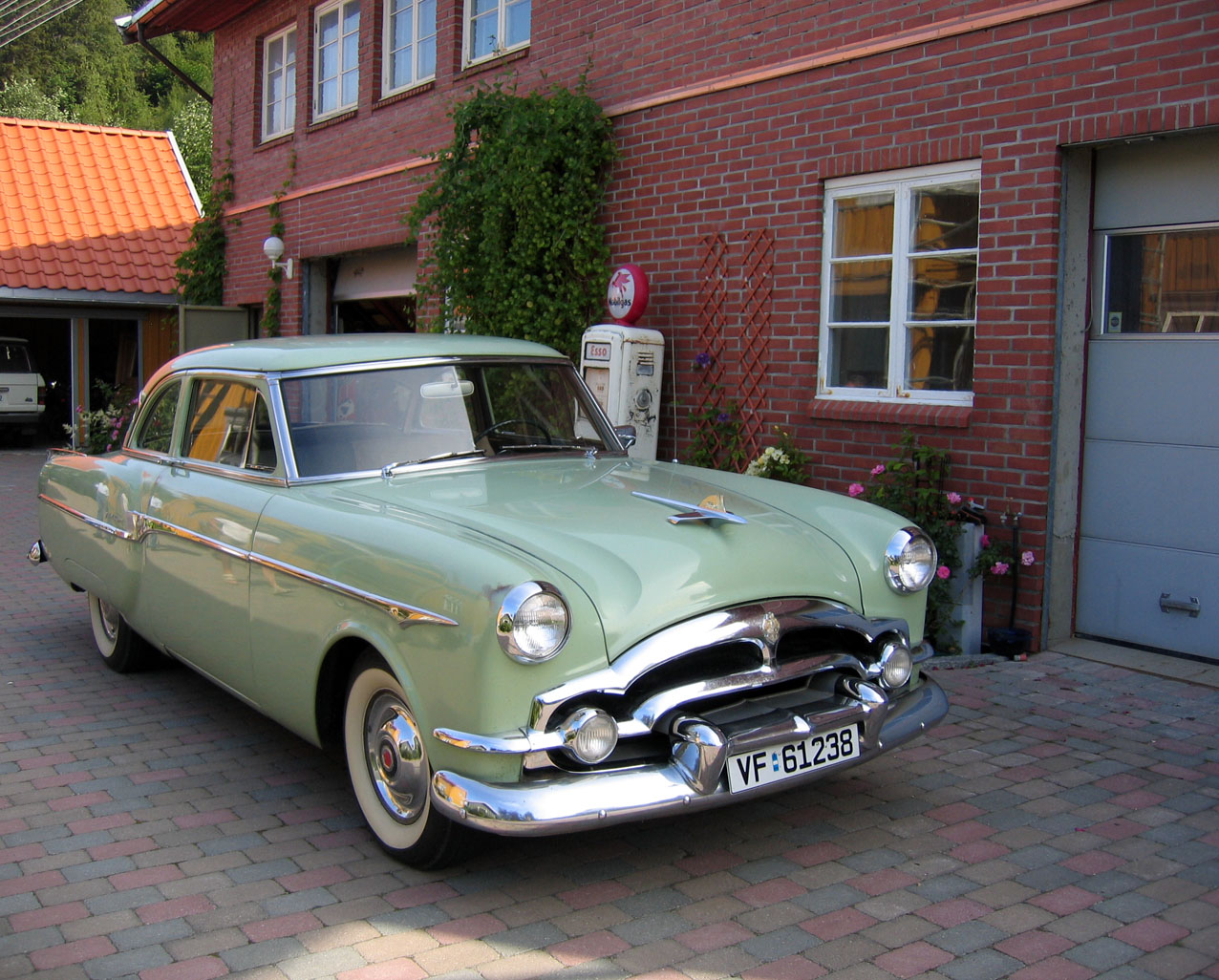 Packard Clipper 1952 #7