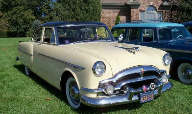 Packard Clipper 1952 #9