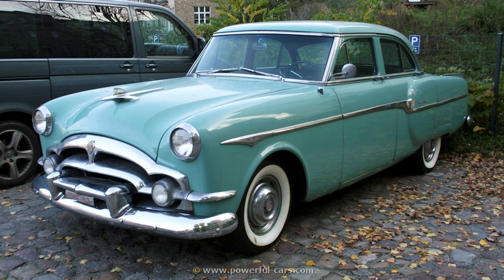 Packard Clipper 1953 #9