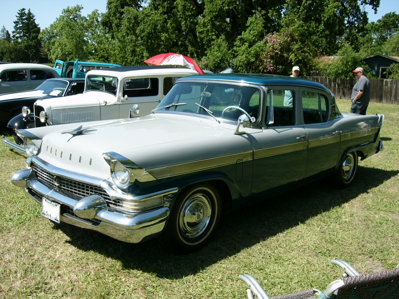 Packard Clipper 1957 #7