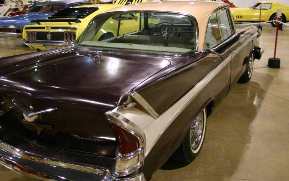 Packard Clipper 1958 #1