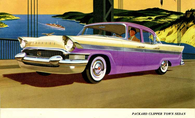 Packard Clipper 1958 #7