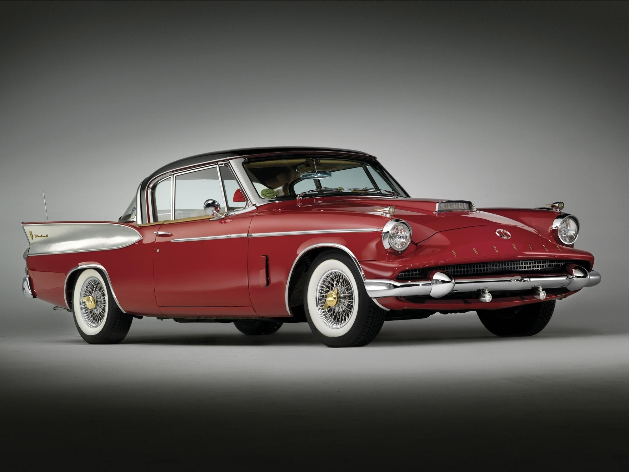 Packard Clipper 1958 #8