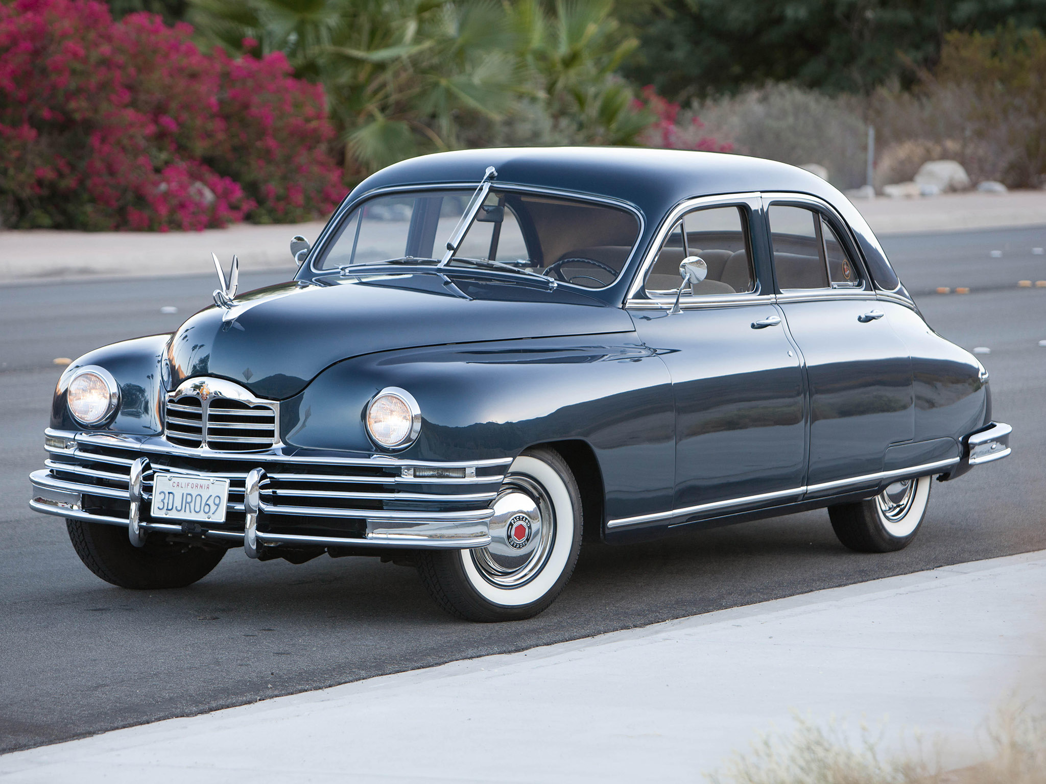 Lexus Latest Models >> 1948 Packard Deluxe - Information and photos - MOMENTcar