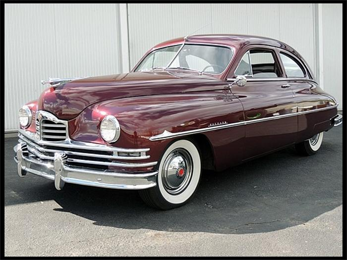 1949 Packard Deluxe Information And Photos Momentcar